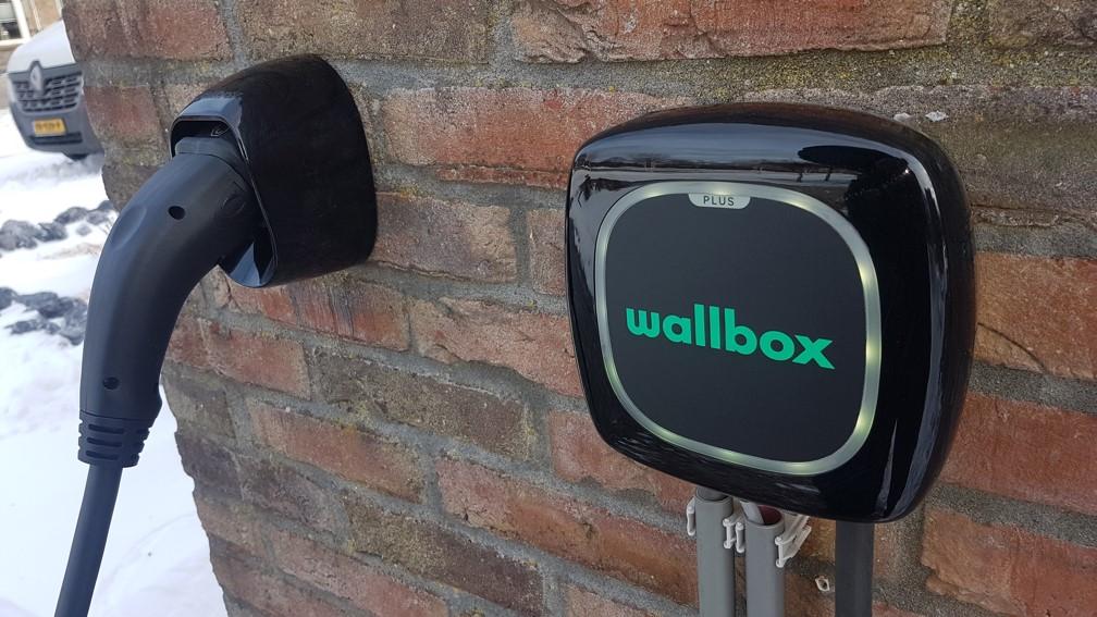 Laadpaal Wallbox